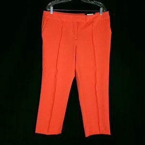 Worthington Modern Fit Crop Pants Size 12 (36x23)
